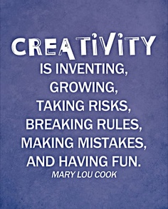 Creativity Quote