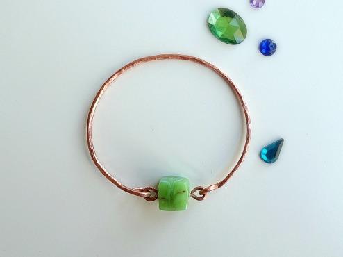Copper Bracelet from Soham Handicrafts